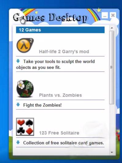 games1desk