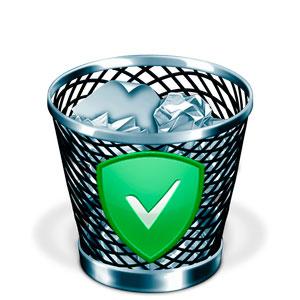 Adguard-delete-logo