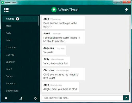 Whatsapp приложение для компьютера