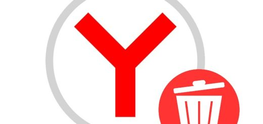 Удаление расширения из Яндекса