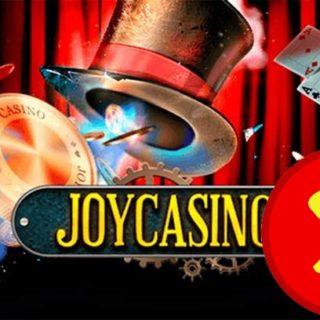 Удаление Джой казино