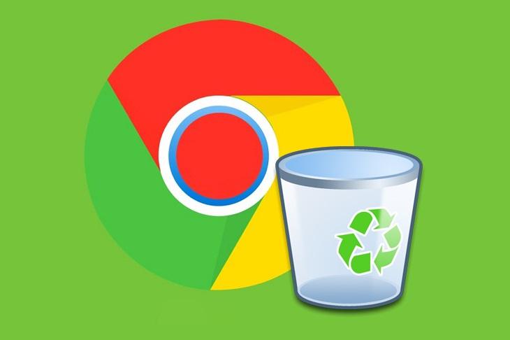 Удаление расширения из google chrome