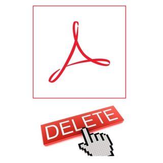 Как удалить Adobe Acrobat
