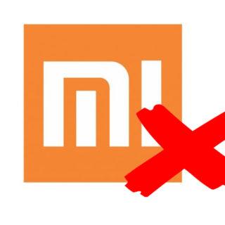 Как удалить аккаунт Xiaomi