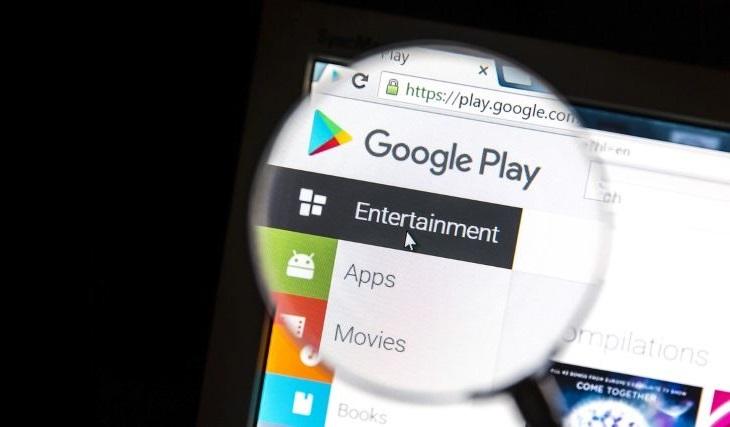 Возможности Google Play