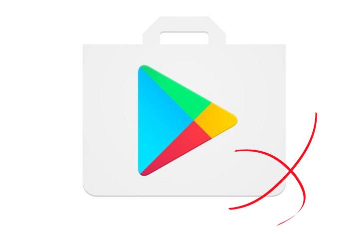 Как удалить Google Play
