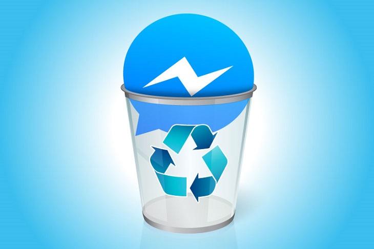 Как удалить Мессенджер из Фейсбука