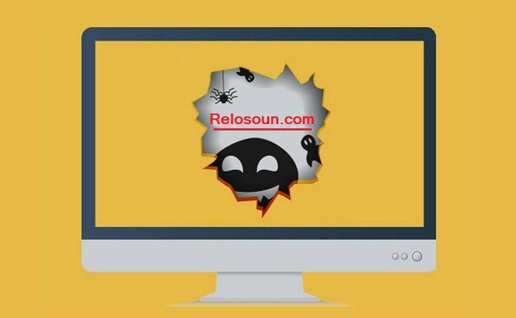 Как удалить relosoun
