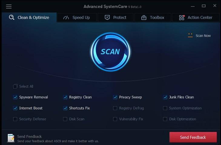 AdvancedSystemCare – iObit