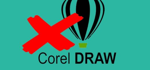 Как удалить Корел