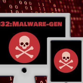 Как удалить Malware Gen