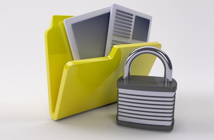 Как удалить защищенные файлы