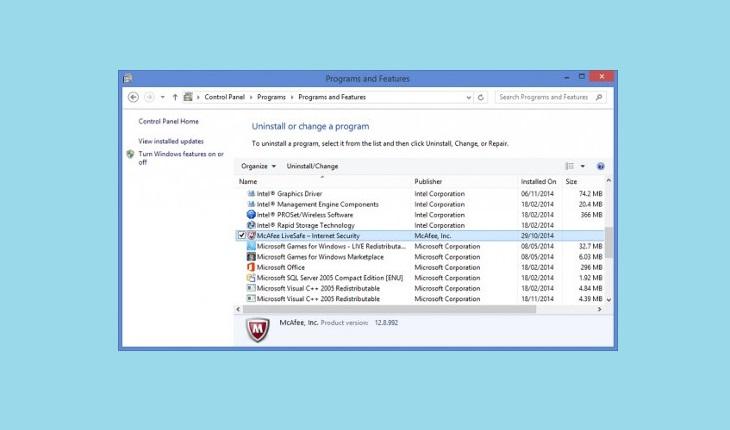 Как удалить программу в Виндовс 7
