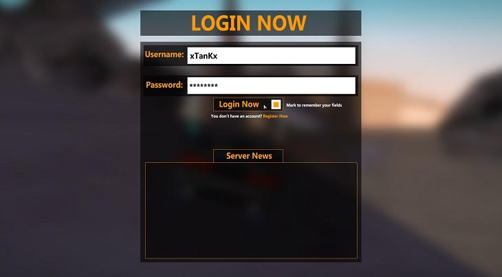 Регистрация на сервере МТА