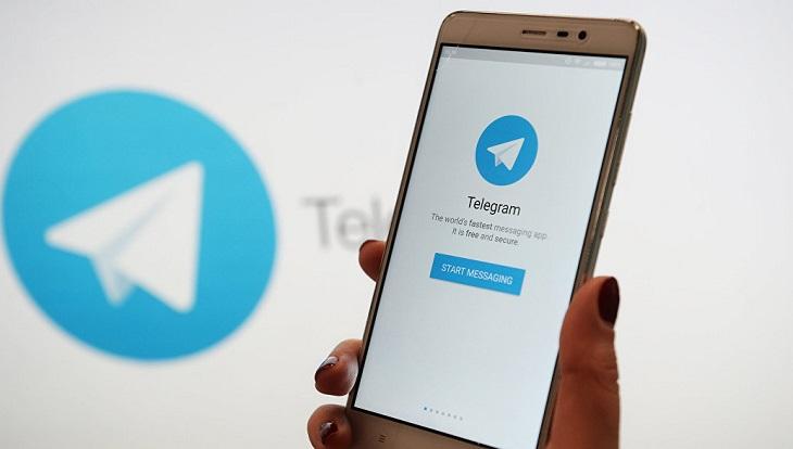 Сообщения в Телеграмм