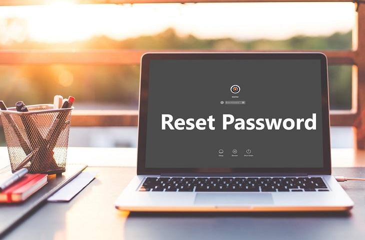 Как сбросить пароль