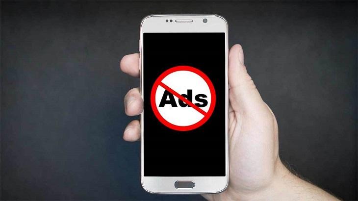 Удаление рекламы на Андроиде