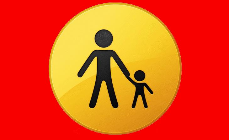 Как удалить родительский контроль