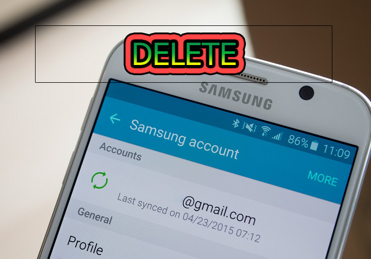 Как удалить Самсунг аккаунт