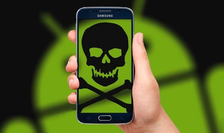 Как удалить вирус с Андроида