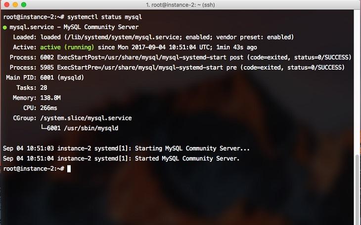 Удаление MySql ubuntu