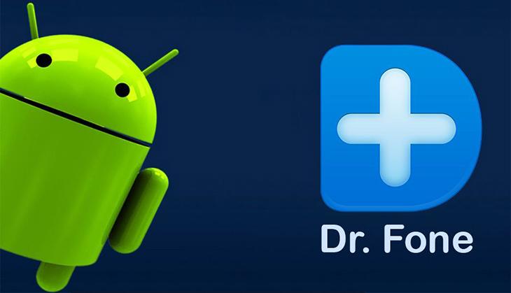Программа для восстановления файлов dr.fone